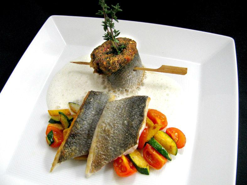 Beispiel: Exquisite Speisen, Foto: Waldhotel Zollernblick.