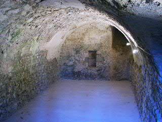 Beispiel: Keller, Foto: Schloss Burkheim.