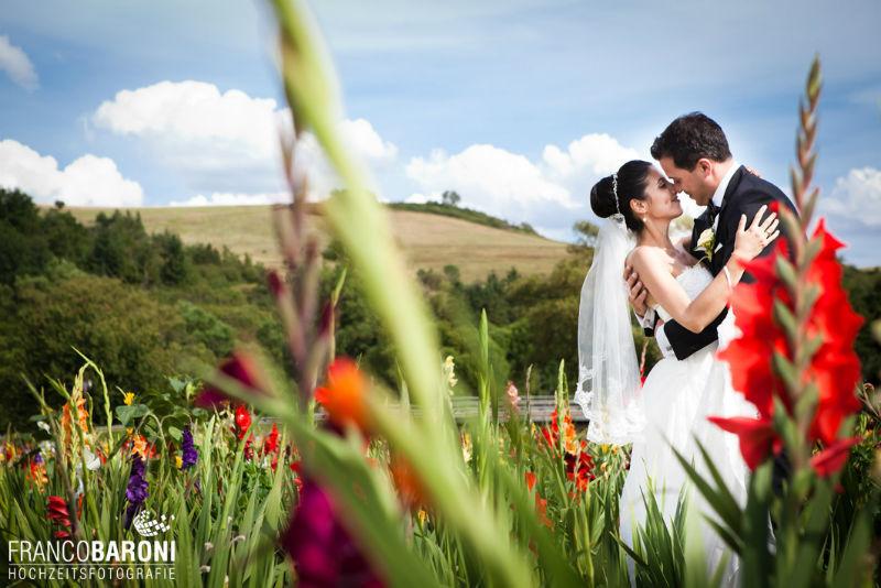 Beispiel: Romantische Paarfotos, Foto: Franco Baroni.