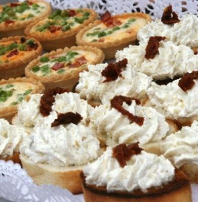 Beispiel: Genussvolle Kulinarik, Foto: München Catering.