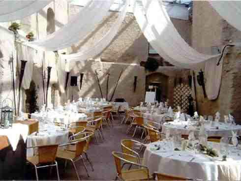 Beispiel: Organisation Ihres Hochzeitstages, Foto: Die-Erlebnishochzeit.de.