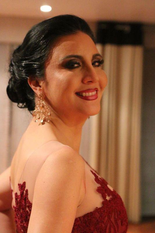Look de Gala!!!! las joyas de filigrana no se utilizan solo para bailar y/o novias!!!!!