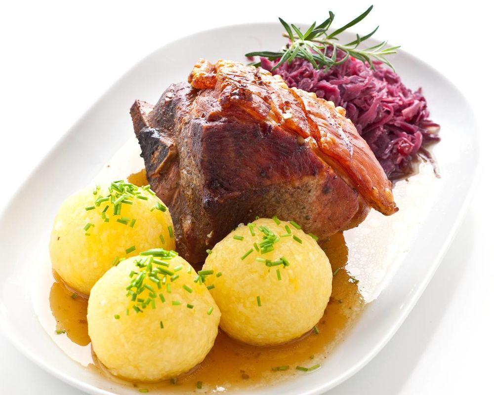 Beispiel: Menüs, Foto: Feinkost Fischer.