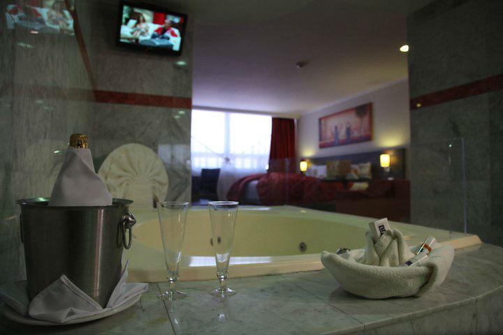 Hotel Benidorm en la Ciudad de México