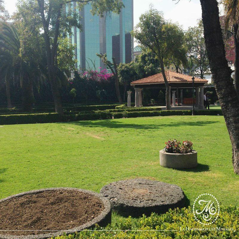 Hacienda de los Morales en el Df para que celebres tu boda