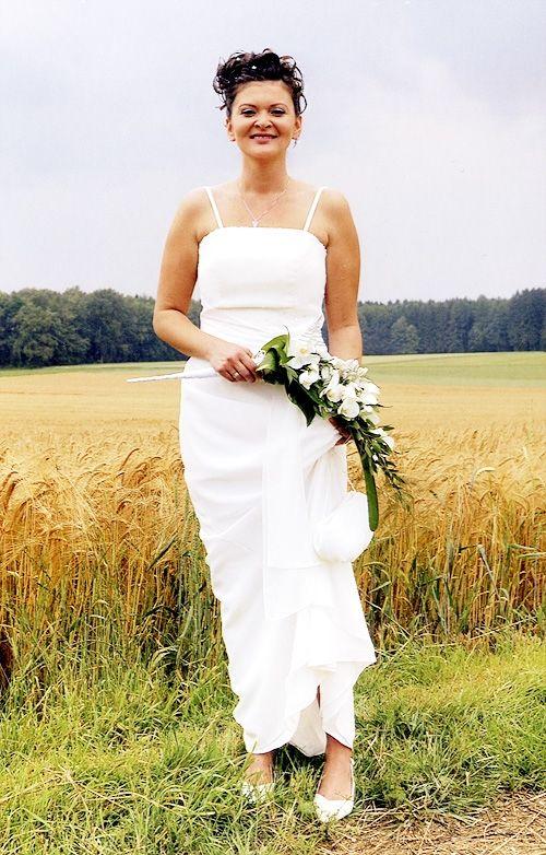 Beispiel: Brautstrauss, Foto: Inges Blumenshop.