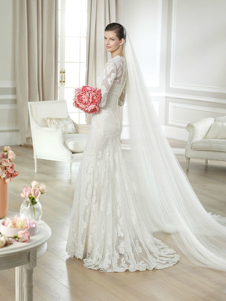 Beispiel: Das Kleid für Ihren schönsten Tag, Foto: Pichler Wagensonner.