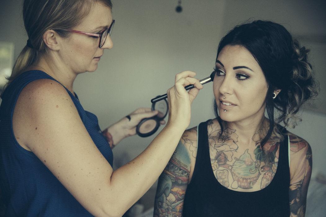 Audrey Make-Up Artist