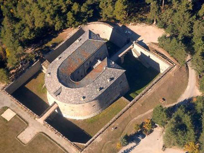 Fort Redoute Marie-Therèse