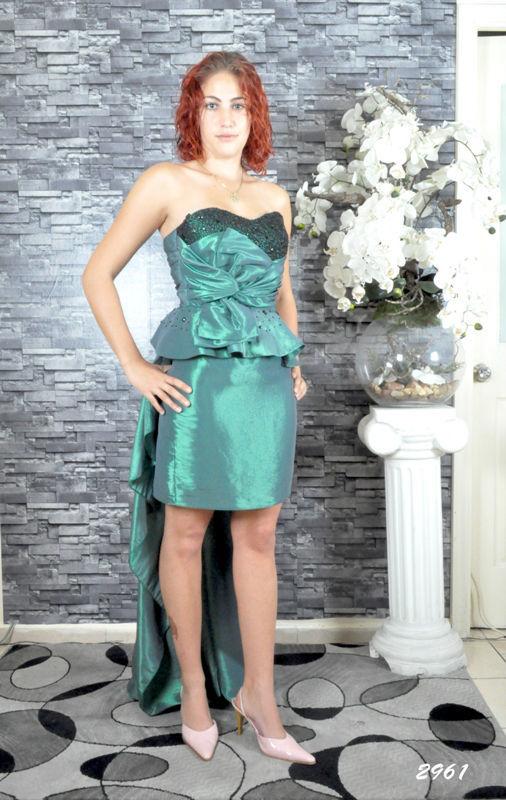 Beispiel: Mode für Hochzeitsgäste, Foto: Estrella Festmode Atelier.