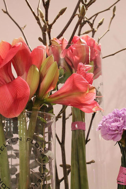 Beispiel: Dekoration mit Orchideen, Foto: Florale Welten.