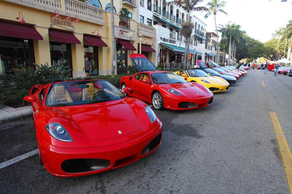 i nostri super clienti e non aggiungiamo altro che Scuderie Ferrari club!