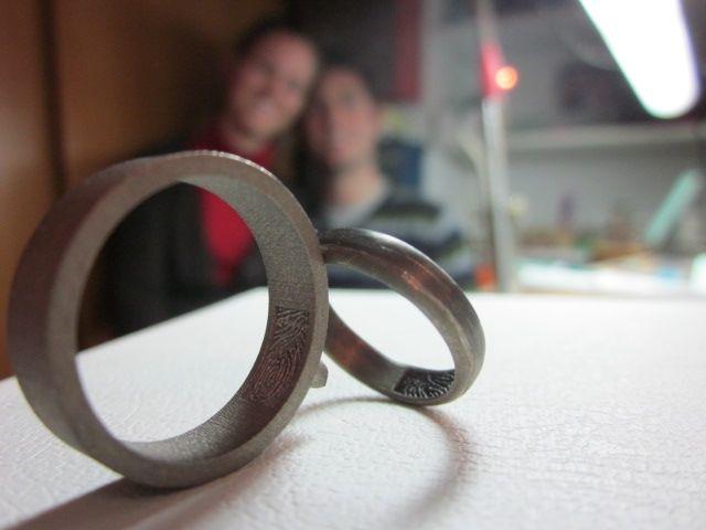 Solà Joiers - parejas en el taller
