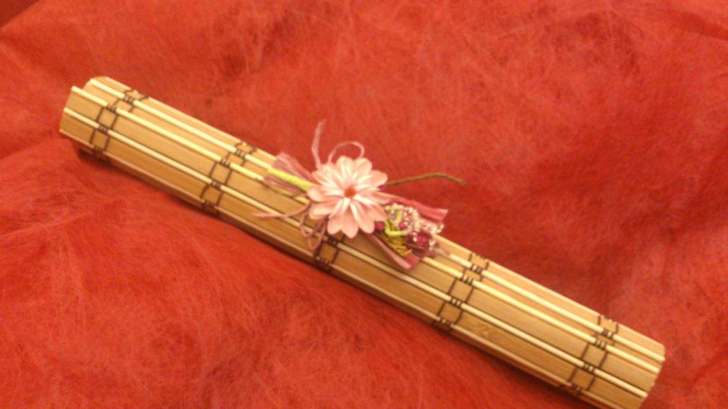 Manteles de Bambú.