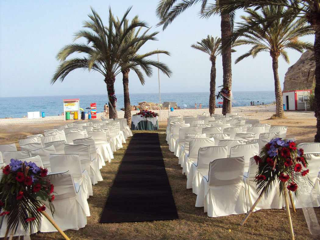 ceremonia playa