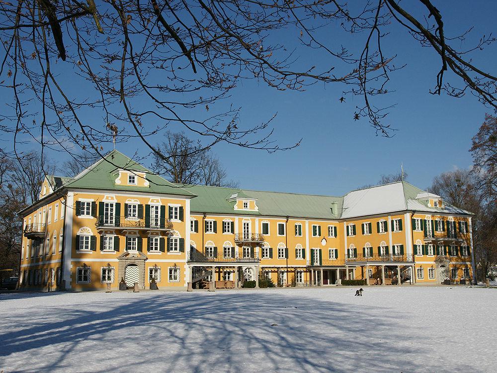 Beispiel: Gwandhaus im Schnee, Foto: Gwandhaus.