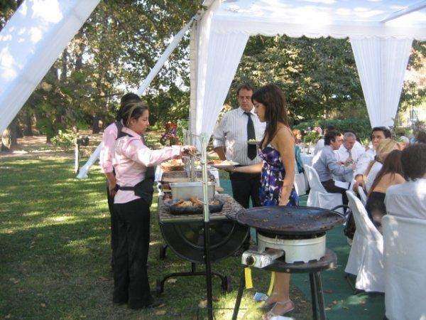Banquetería Aguirre