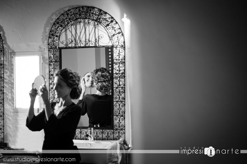 Studio Impresionarte Fotógrafos de Boda · Sevilla · Hacienda los Ángeles
