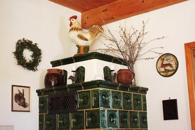Beispiel: Dekoration Restaurant, Foto: Landgasthof Berg.