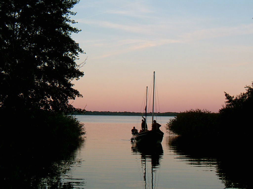 Beispiel: Umgebung - See, Foto: Teamgeist Yachtclub.