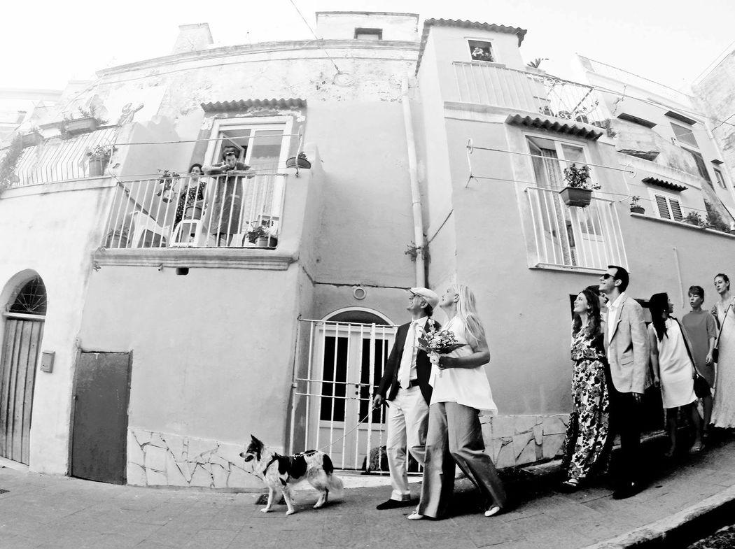 A spasso con Frida