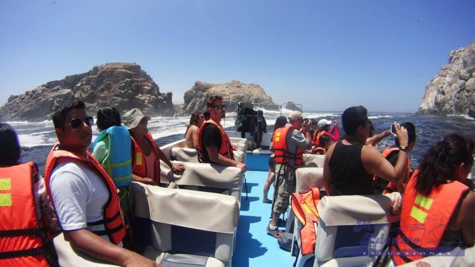 Mar Adentro Excursiones