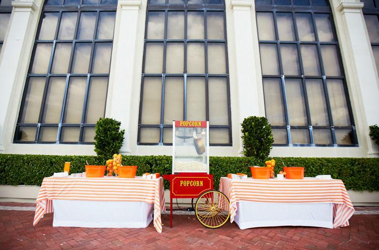 Popcorn Fiesta Post Banquete