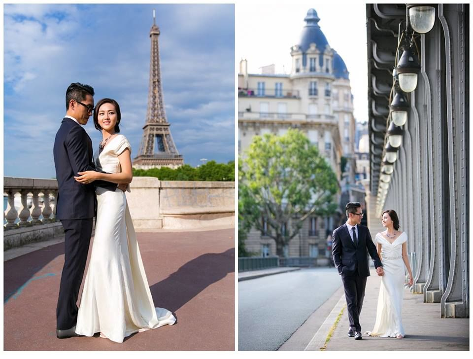 One and Only Paris Photography