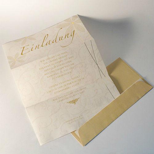 Beispiel: Hochzeitskarten für jeden Geschmack, Foto: Karten und mehr.