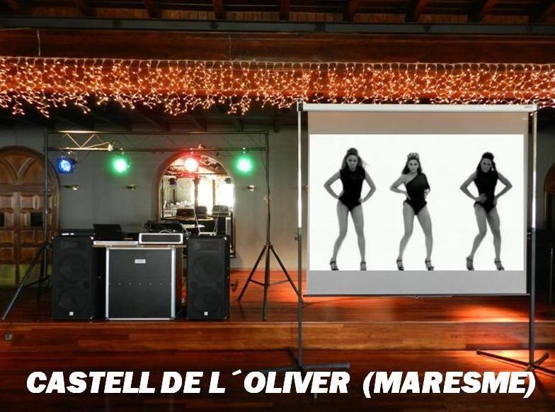 CASTELL OLIVER