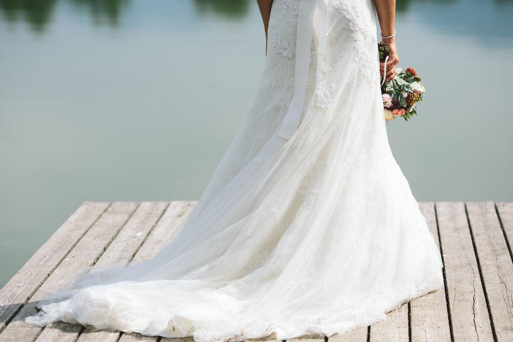 Braut am See (Foto: Paul liebt Paula)