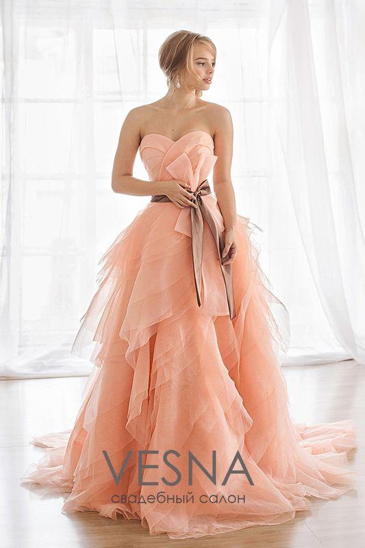 Свадебное платье Обрайд Роуз