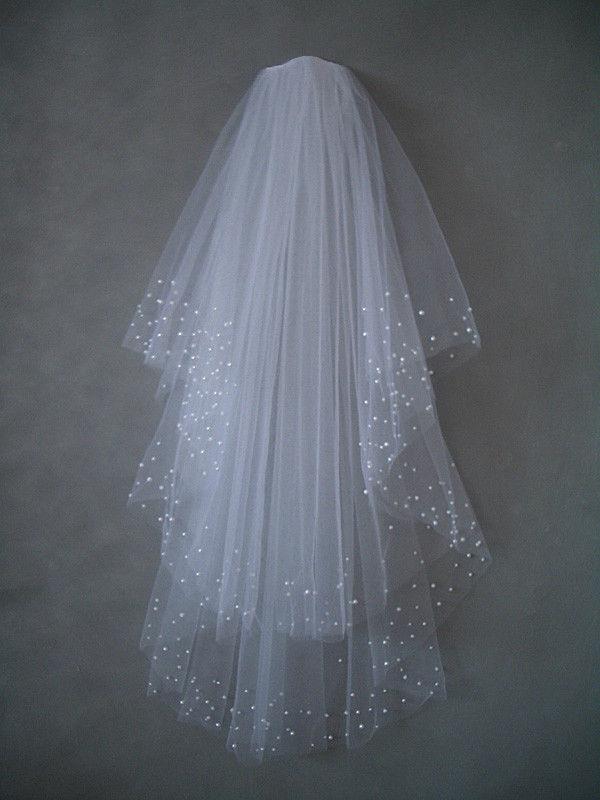 Beispiel: Schleier, Foto: Weddingdress.ch.