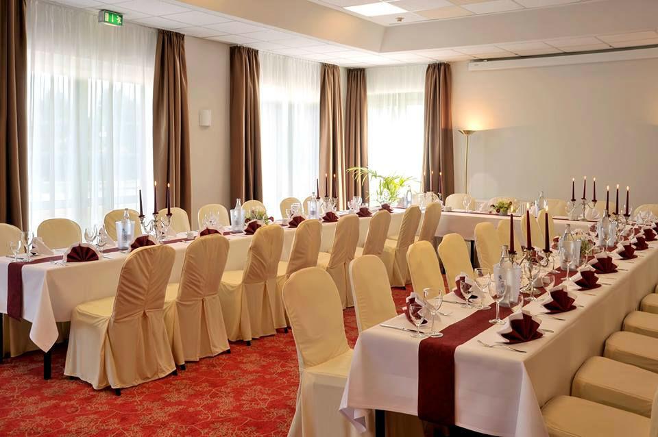 Beispiel: Räumlichkeiten, Foto: Best Western hotel Sachsen-Anhalt.
