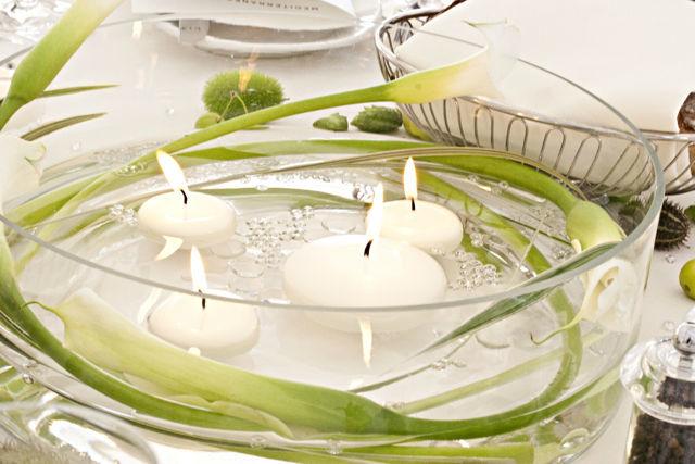 Beispiel: Kreative Ideen, Foto: Hochzeitsblumen.ch.