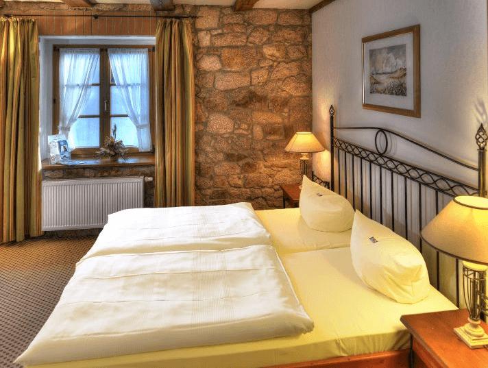 Beispiel: Zimmer, Foto: Ankerhof Hotel.