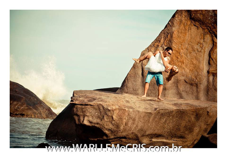Warllem e Cris - Fotojornalismo