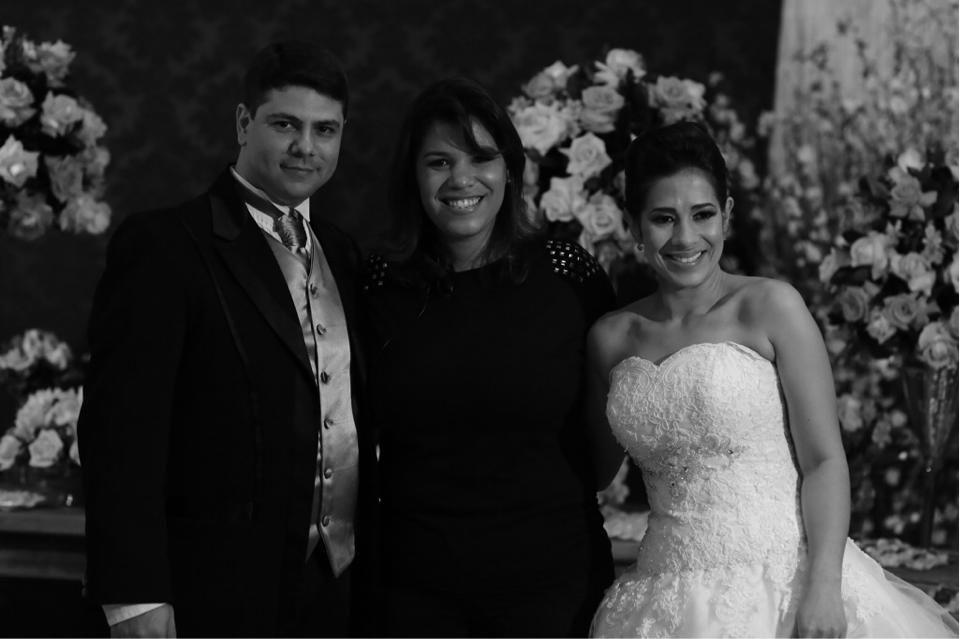 Tamy Ribeiro Assessoria de Casamento. Foto: André Martins