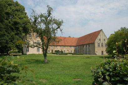 Beispiel: Rückansicht, Foto: Kloster Bentlage.