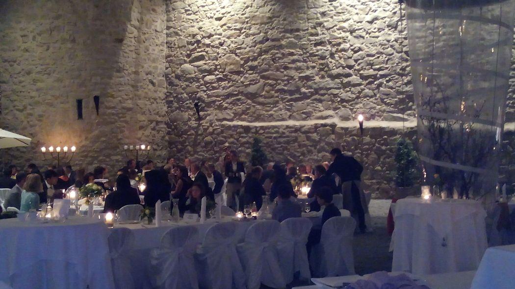 DJ Einsatz, Hochzeit, Schloss Rapperswil
