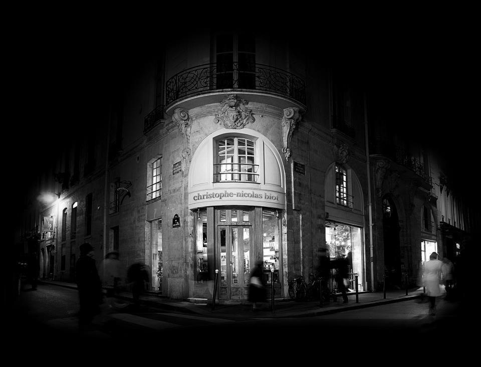 Maison de Coiffure Christophe-Nicolas Biot