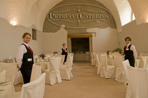Petrucci Catering - Banqueting