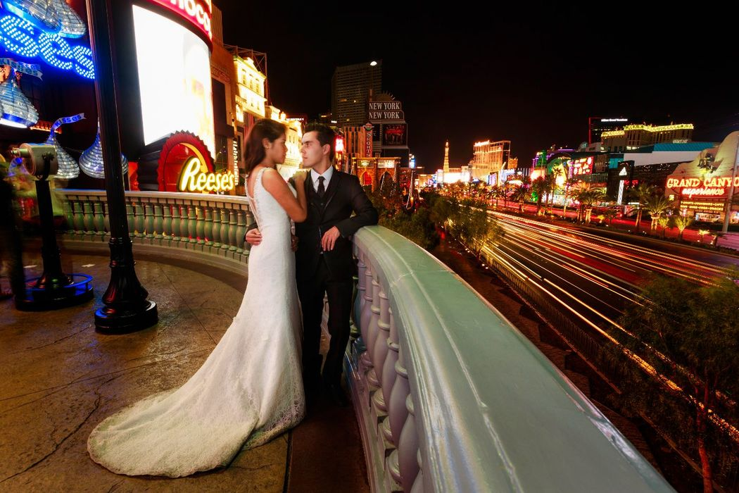 Fotografía de Bodas en Las Vegas