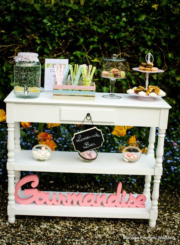 Candy Bar par Flovinno Wedding