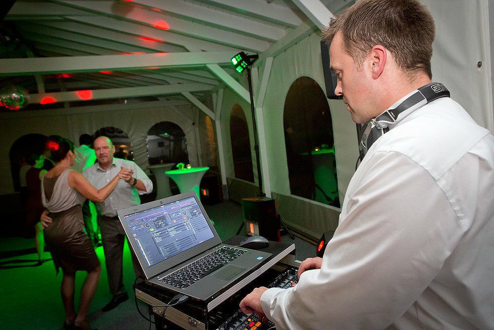 Beispiel: DJ Sven, Foto: DJ Sven.