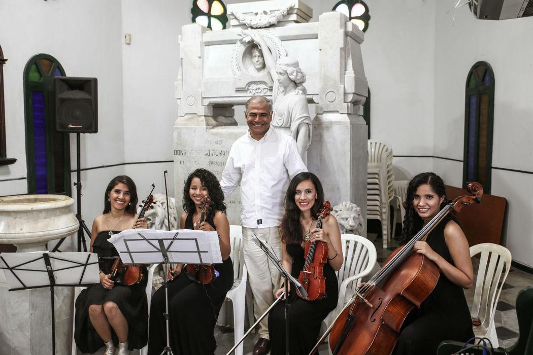 Fulgencio Enrique Musicclassic Grupo de Camara Clasica