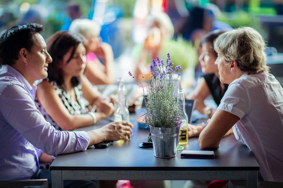 Beispiel: Hochzeitslocation, Foto: Pier 41.