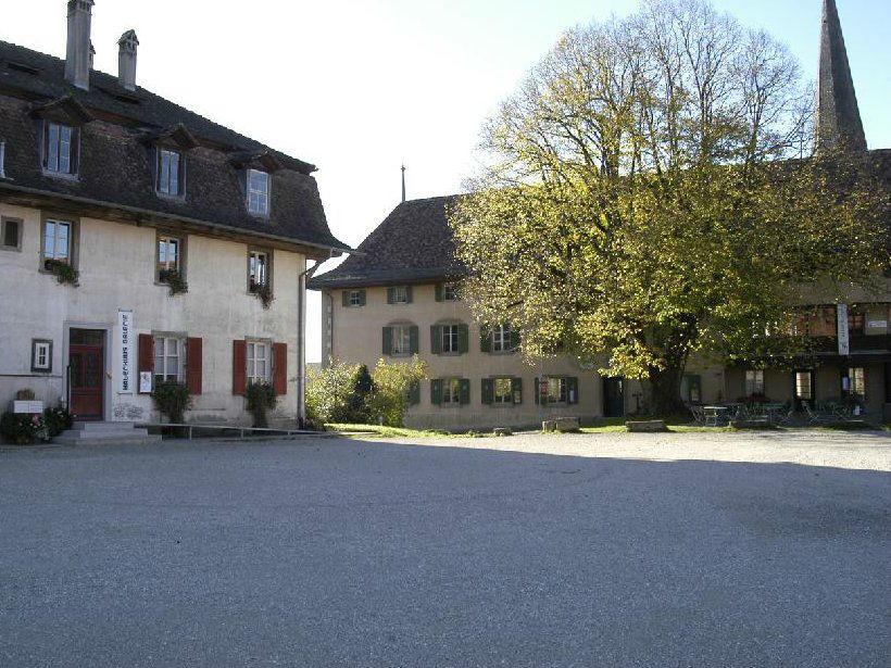 Beispiel: Schlosshof, Foto: Kulturhof - Schloss Köniz.