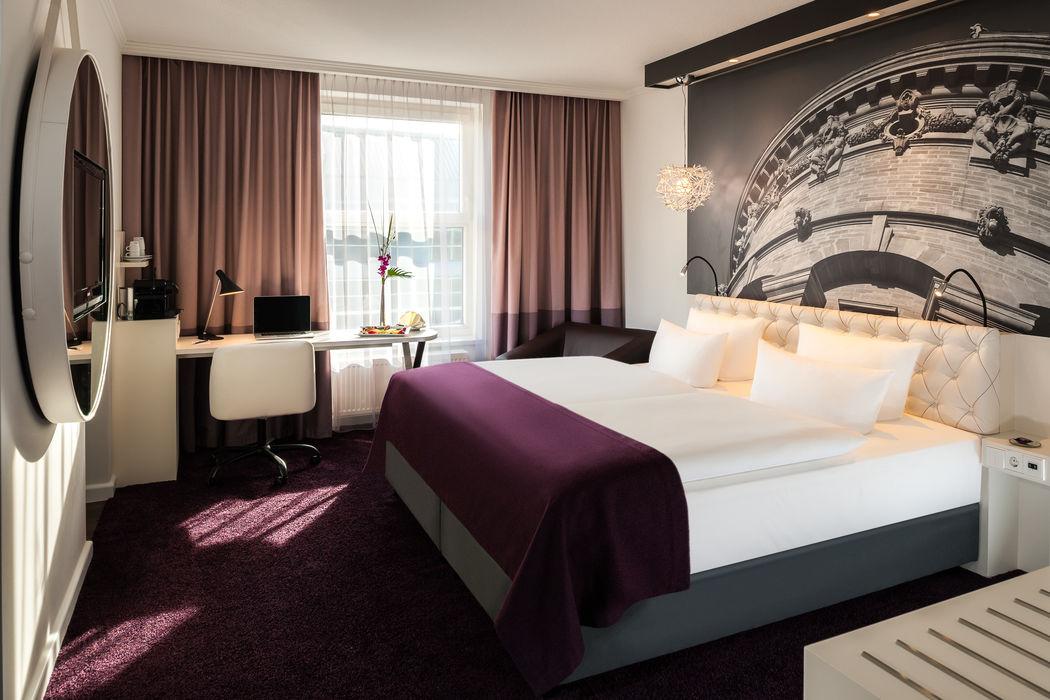 Beispiel: Hotelzimmer: Dorint Kongresshoetl Mannheim