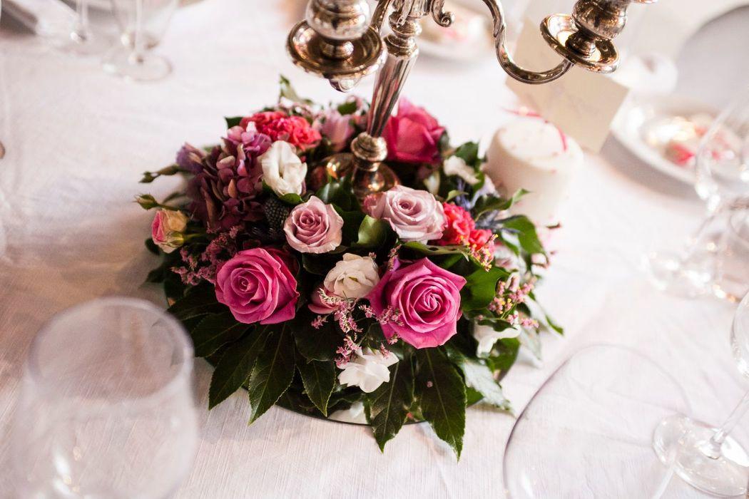 Il bianco e il rosa